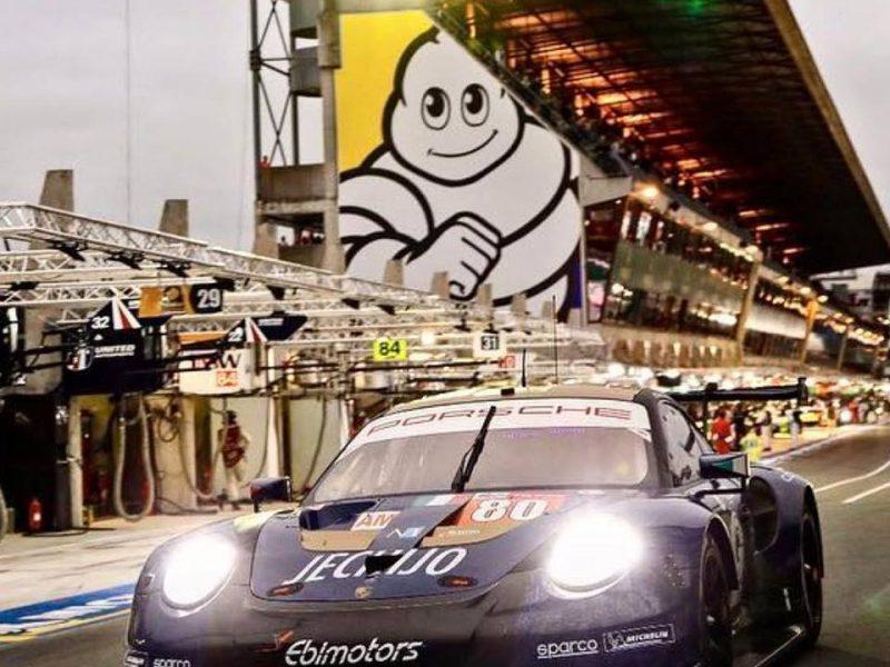 Dust In The Pit Lane - A Motorsport Blog