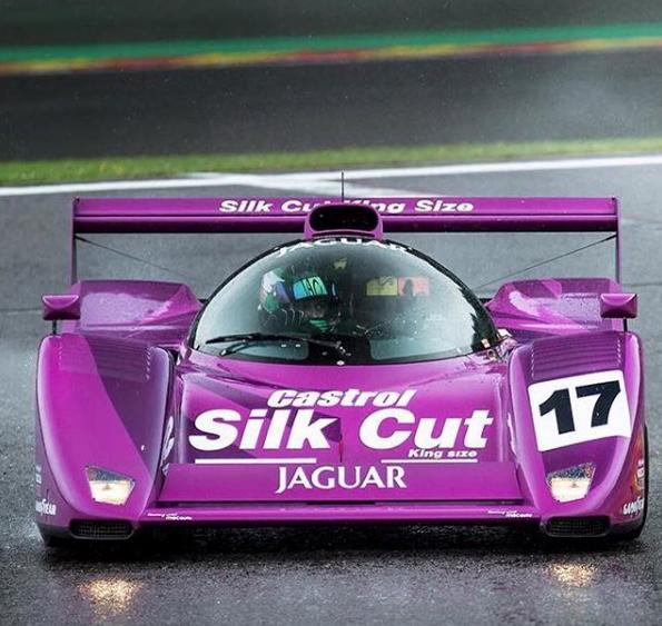 Road To Le Mans - Jaguar XJR14 - Dust In The Pit Lane®