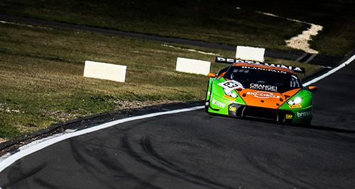 Blancpain Sprint Cup Finale Nürburgring - Nico Mombaerts
