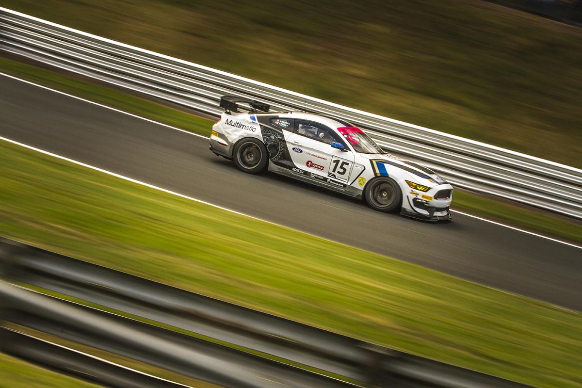 Oulton Park British GT - GT Winners - Photo: Chris Lazenby