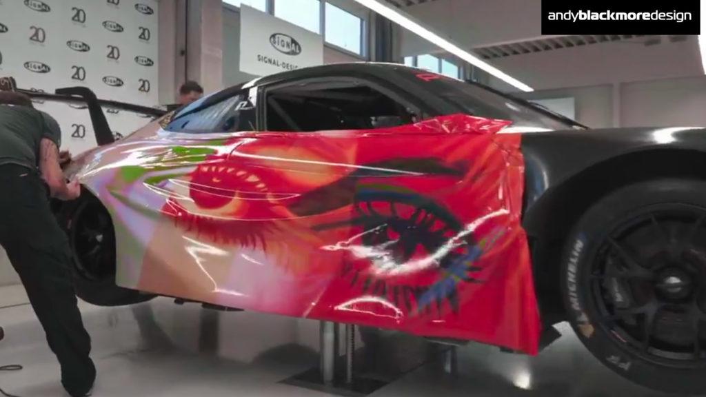 Project1 Art Car Richard Phillips