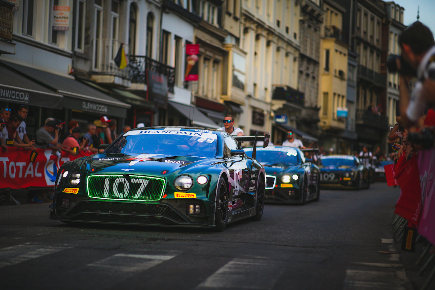 Total 24 Hours of Spa - Photo by Vincent Franken