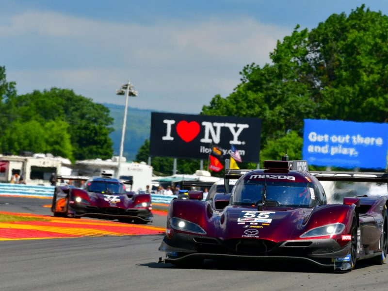 Mazda Joeast Team - Victory at The Glen