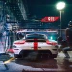 New Porsche 911 RSR