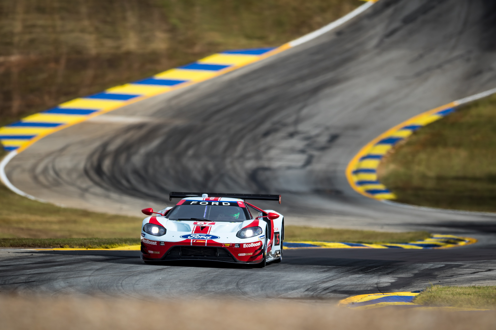 Ford GT - Chip Ganassi Racing - Petit Le Mans 2019