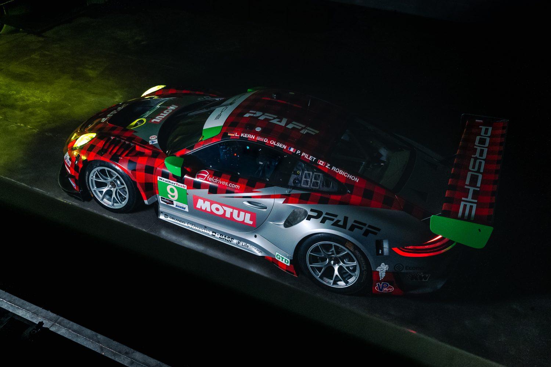 Pfaff Motorsports - Porsche 911 GT3 R - 2020 IMSA GTD - Pfaff Porsche