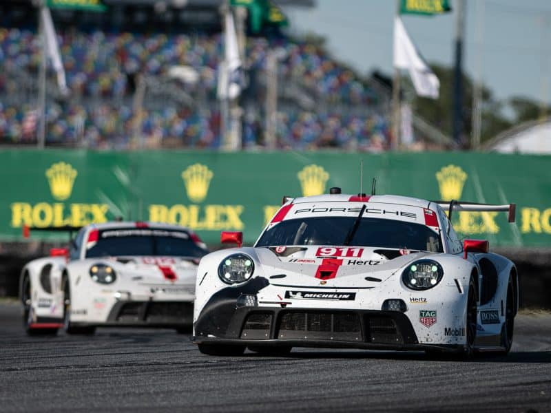 Rolex 24 2020 - Photo by Rip Shaub