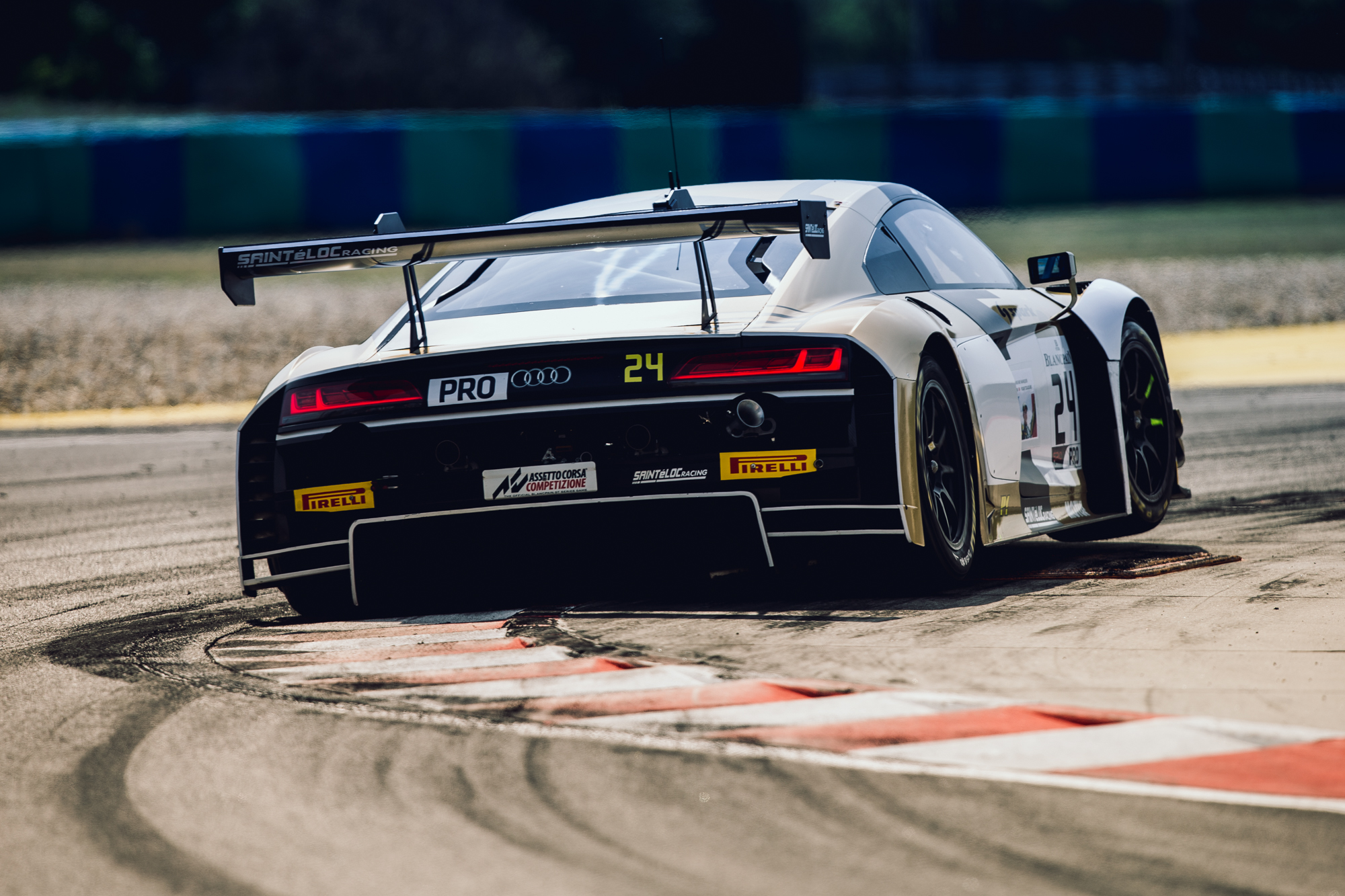 Blancpain Hungaroring 2019 - Photo by Michele Scudiero