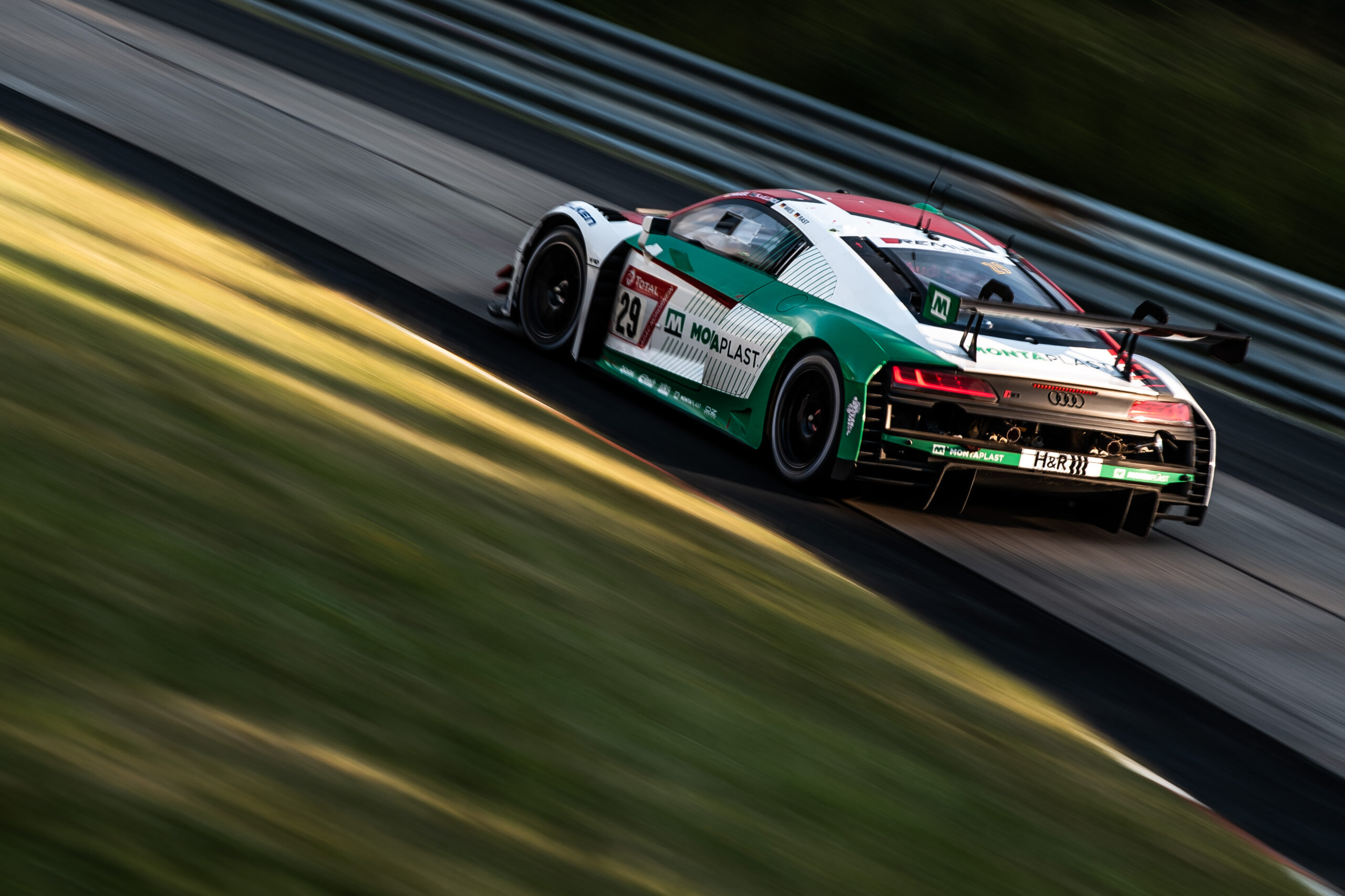 24 Hours of Nürburgring - Photo by Silas Stein